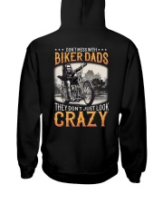 DONT MESS WITH BIKER DADS - CRAZY Hooded Sweatshirt thumbnail