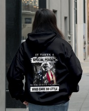 It Takes A Special Person To Rick So Much Hooded Sweatshirt lifestyle-unisex-hoodie-back-2