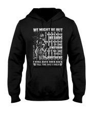 We Are Still Brother Hooded Sweatshirt thumbnail