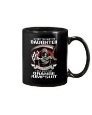 Before You Hurt My Daughter Mug thumbnail