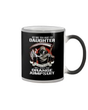 Before You Hurt My Daughter Color Changing Mug thumbnail
