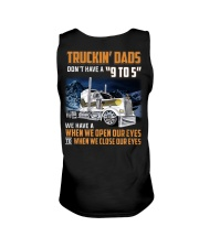 TRUCKIN DADS DONT HAVE A 9 TO 5 Unisex Tank thumbnail
