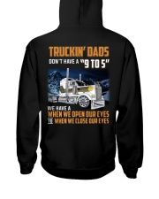 TRUCKIN DADS DONT HAVE A 9 TO 5 Hooded Sweatshirt thumbnail