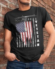 Veteran US  Classic T-Shirt apparel-classic-tshirt-lifestyle-26