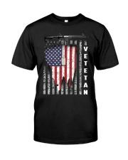 Veteran US  Classic T-Shirt front