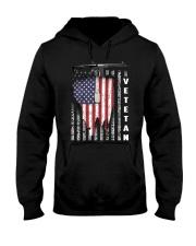 Veteran US  Hooded Sweatshirt thumbnail