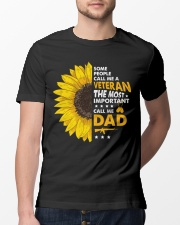 The Most Important Call Me Dad Classic T-Shirt lifestyle-mens-crewneck-front-13