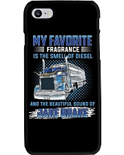 My favourite fragrance is the smell of diesel-Ver2 Phone Case thumbnail