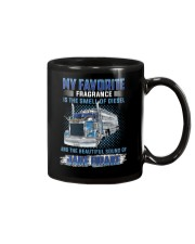 My favourite fragrance is the smell of diesel-Ver2 Mug thumbnail
