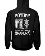 I Would Fight Again For Children Future Hooded Sweatshirt thumbnail