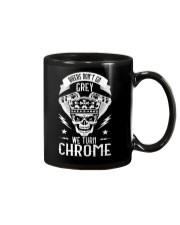 Bikers Don't Go Grey We Turn Chrome Mug thumbnail