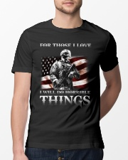For Those I Love  Classic T-Shirt lifestyle-mens-crewneck-front-13