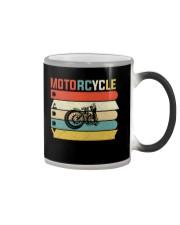 Motorcycle Daddy Color Changing Mug thumbnail