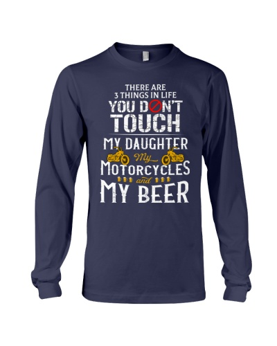 THERE ARE 3 THINGS YOU DONT TOUCH - MY BEER