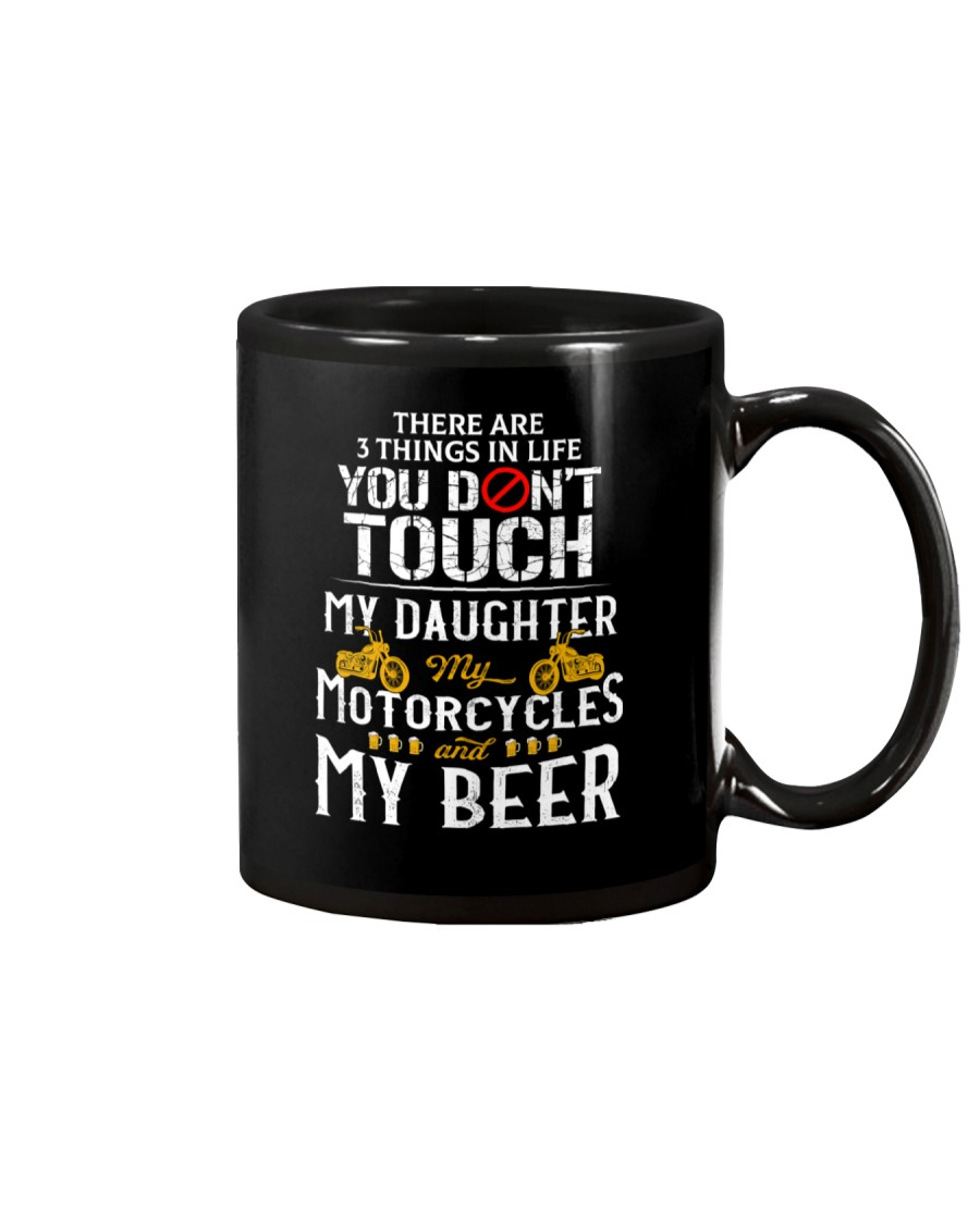 THERE ARE 3 THINGS YOU DONT TOUCH - MY BEER Mug