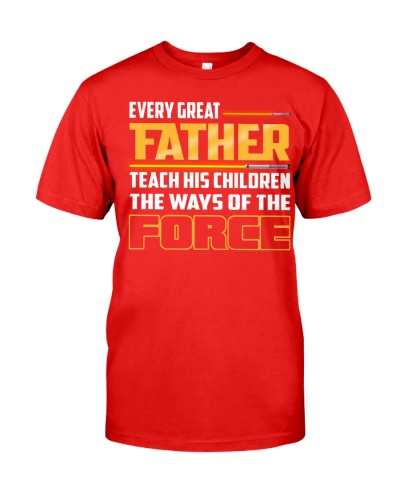Every Great Father Teach His Children