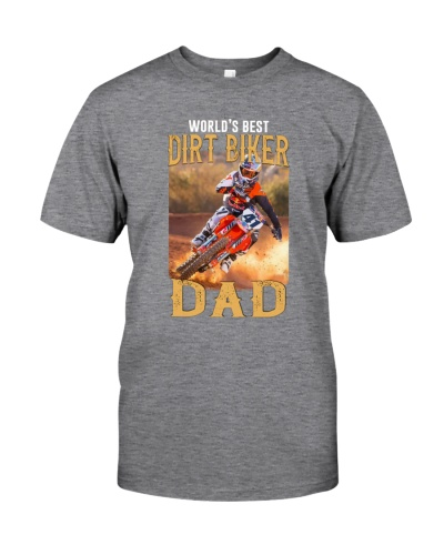 World's Best Dirt Biker Dad