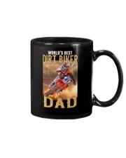 World's Best Dirt Biker Dad Mug thumbnail