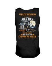 Trucker Clothes - Truck Driver Is Like No 9 to 5 Unisex Tank thumbnail