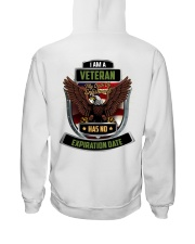 I Am A Veteran My Oath Never Expires Hooded Sweatshirt tile