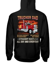 TRUCKER DAD - No rich parents  Hooded Sweatshirt thumbnail