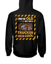 Truck Clothes - I May Be Old Hooded Sweatshirt thumbnail