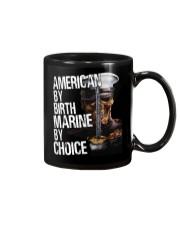 American By Birth Marine By Choice Mug thumbnail