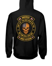 America - Don't Let The Grey Hair Fool You Hooded Sweatshirt tile