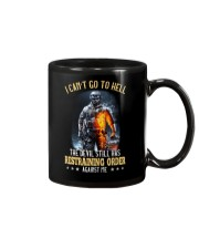 I Can't Go To Hell The Devil 2 Mug tile