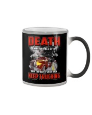 Trucker - Only the brave smile keep trucking Color Changing Mug thumbnail