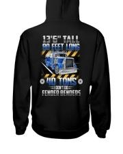 Tank Truck - 80 Feet Long 40 Tons Hooded Sweatshirt thumbnail