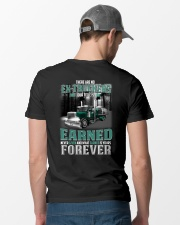 There's no Ex-Trucker Classic T-Shirt lifestyle-mens-crewneck-back-6