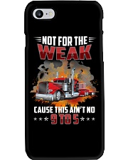 Trucker Clothes - Not for the weak Phone Case thumbnail