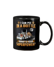 Logging Truck - What's your superpower Mug thumbnail