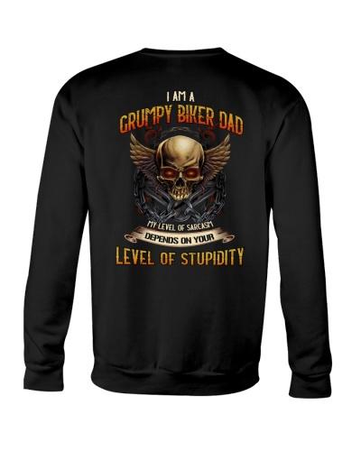 Grumpy Biker Dad - My level of sarcasm
