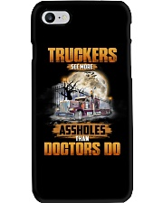 Trucker Clothes - Truckers See More Phone Case thumbnail
