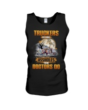 Trucker Clothes - Truckers See More Unisex Tank thumbnail