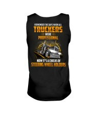 Trucker Clothes - I Remember the days Unisex Tank thumbnail