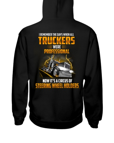 Trucker Clothes - I Remember the days