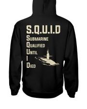 Submarine Qualified Until I Die Hooded Sweatshirt tile