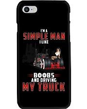 Trucker Clothes - I'm A Simple Man  Phone Case thumbnail