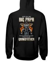 Just call me BIG PAPA - GRANDFATHER Hooded Sweatshirt thumbnail