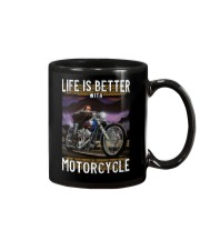 Life is Better With Motorcycle Mug thumbnail