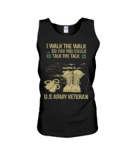 I Walk The Walk So You You Could Talk The Talk  Unisex Tank thumbnail