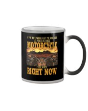 If my wife would let me ride her as much as i ride Color Changing Mug thumbnail