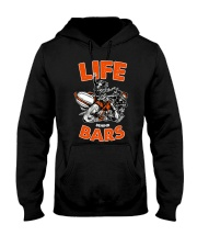 Life Behind Bars Hooded Sweatshirt thumbnail