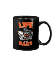 Life Behind Bars Mug tile
