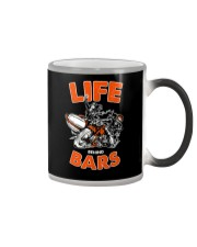Life Behind Bars Color Changing Mug thumbnail