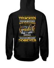 The title TRUCKER Cannot be inherited  Hooded Sweatshirt thumbnail