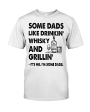 MX Dad Light Classic T-Shirt front